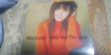 倉木麻衣●Wish You The Best■J-DISC