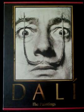 画集 サルバトール・ダリ 英字画集 多分、他では売ってません。