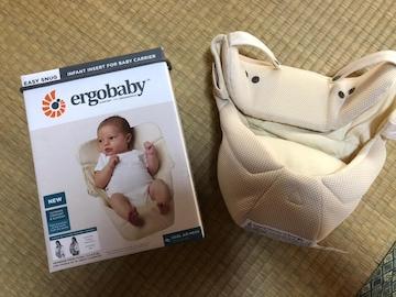 エルゴベビー新生児抱っこ紐インファントインサート