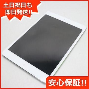 ●美品●iPad mini Wi-Fi16GB ホワイト●
