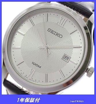 新品 即買い■セイコー SEIKO 腕時計 メンズ SUR297P1 ブラック