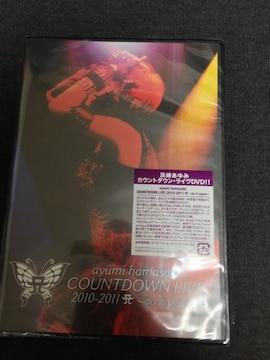浜崎あゆみ新品DVDカウントダウンライブ2010-2011do it again
