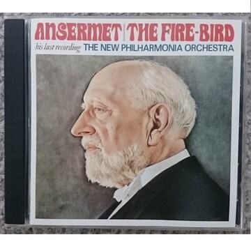 KF ストラヴィンスキー バレエ「火の鳥」全曲 アンセルメ