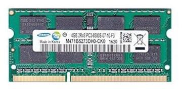 サムスン純正 PC3-8500(DDR3-1066) SO-DIMM 4GB ノートPC用メモ
