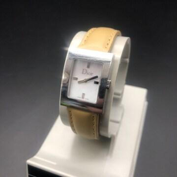 即決 Dior ディオール スクエア 腕時計