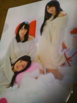 ☆SKE48・雑誌付録のクリアファイル