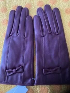 サンエース 革手袋リボン20Sサイズ