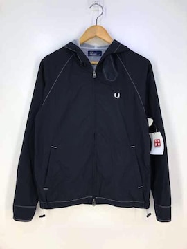 FRED PERRY(フレッドペリー)PACKABLE HOODED JACKETナイロンジャケット