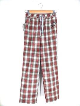 X-girl(エックスガール)ウーブン パンツ Woven Pantsイージーパンツ