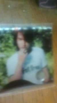 ジェリー・イェン写真入り名刺入れカードケース