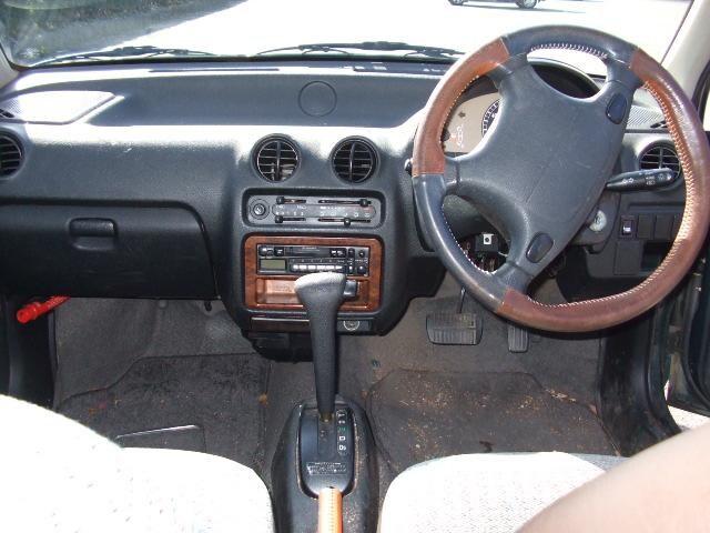 激安売切ワンオーナー大人気ビストロ希少4WD車検満タンAT < 自動車/バイク