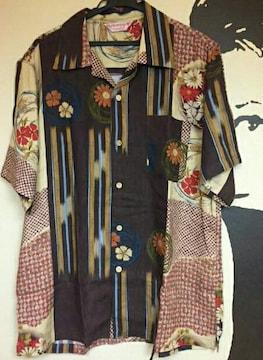 和柄シャツ