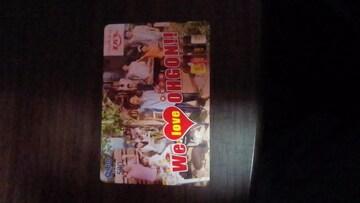 相葉雅紀のQUOカード(500円分)