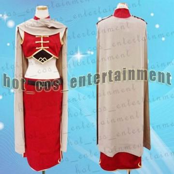 銀魂 神楽 2年後風 コスプレ衣装