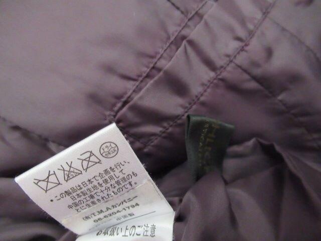 超美品★フローリッチ/FROHLICH★ダウン80%,600g超/焦茶/L < 男性ファッションの