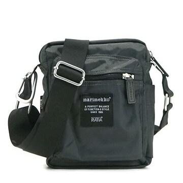 ◆新品本物◆マリメッコ CASH & CARRY ショルダーバック(GY)『026992』◆
