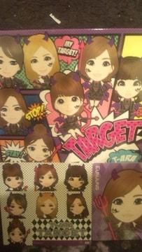 激安!超レア!☆T-ARA/TARGET☆初回限定盤/CD+DVD+ステッカー+トレカ美品!