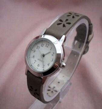 カットベルト腕時計GL-ファッションウォッチ