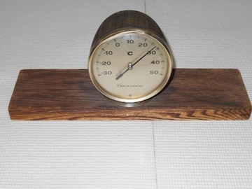 温度計 Thermometer レトロ アンティーク