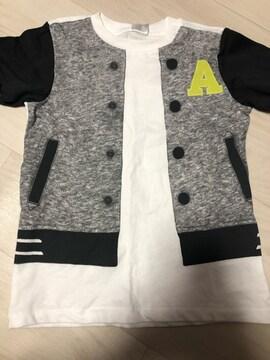 新品 H&M Tシャツ 90cm