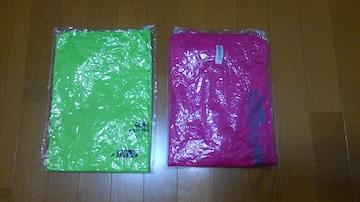 ★新品★飛騨高山ウルトラマラソン、山中温泉トレイルレース★ランニングTシャツ2枚セット