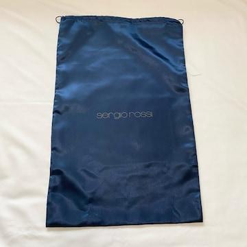 セルジオロッシ Sergio rossi ブーツ用保存袋 布袋