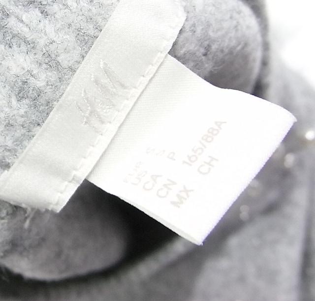 500円スタ★正規美品H&M パールxラインストーン付セーター