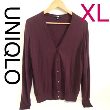 UNIQLO カーディガン XL