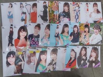 ラストアイドル公式生写真27枚詰め合わせ福袋