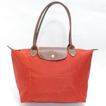 Longchampロンシャン トートバッグ S プリアージュ 赤  正規品