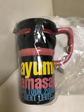 浜崎あゆみコミュータマグカップ!新品、未開封