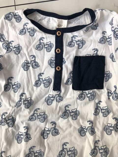 H&M半袖Tシャツ★90cm < ブランドの