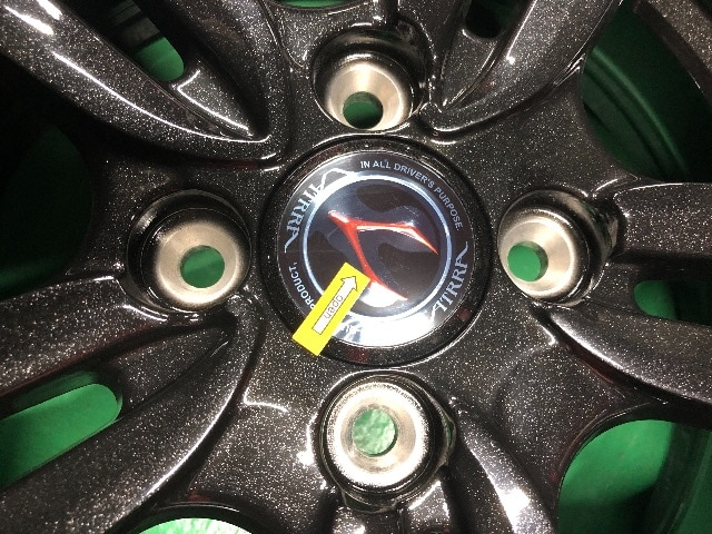 0082850)新品未使用グッドイヤ-スタッドレスタイヤアルミホイ-ル155/65R14送料無料 < 自動車/バイク