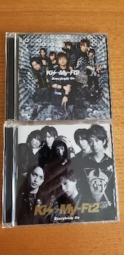Kis-My-Ft2  Everybody Go  キスマイ