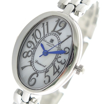 サルバトーレマーラ クオーツ レディース 腕時計 SM17152-SS