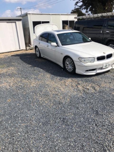 BMW E65 745i シュニッツァー < 自動車/バイク