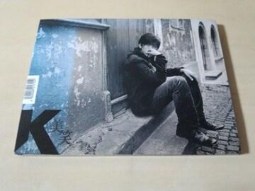 K (ケイ)CD「K Vol.2 2集 美笑」韓国K-POP●