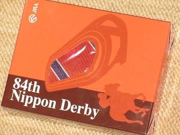 未使用☆84th日本ダービー*JRAネクタイ*シルク製*非売品