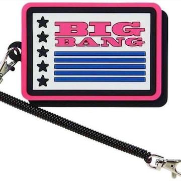 送料込み BIGBANG G-DRAGON ジヨン ICカードケース