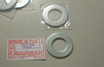 カワサキ F11 F11-A F11-B タンク後・スペーサー1枚 絶版