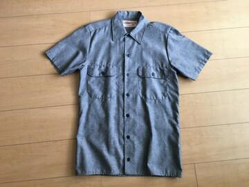 Dickies ディッキーズ ワークシャツ アメリカ製