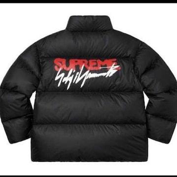 Supreme/Yohji Yamamoto Down Jacket★Black