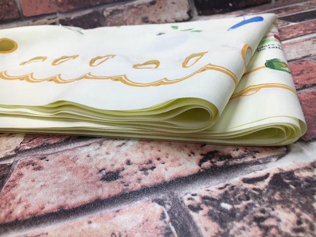 『フレンドリーディズ』カフェカーテン(54cm x5m)5100円が・ < インテリア/ライフの