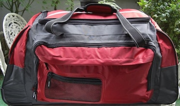 SKY WAY LUGGAGE COMPANY/Rolling Gearbag中古美品!!