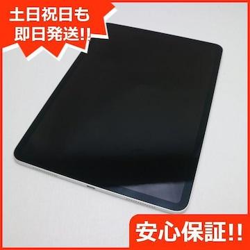 ●新品同様●iPad Pro 11インチ Wi-Fi 256GB シルバー●