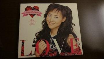 松田聖子「LOVE-20th Anniversary Best Selection-」ベスト