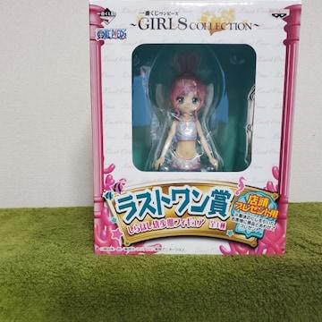 一番くじ ワンピース GIRLS COLLECTION ラストワン賞 しらほし幼少期 新品
