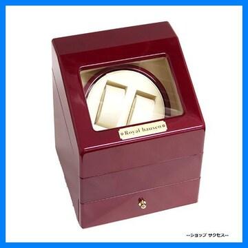 新品即買■ワインダー ワインディングマシーン 2本巻き SR073RD