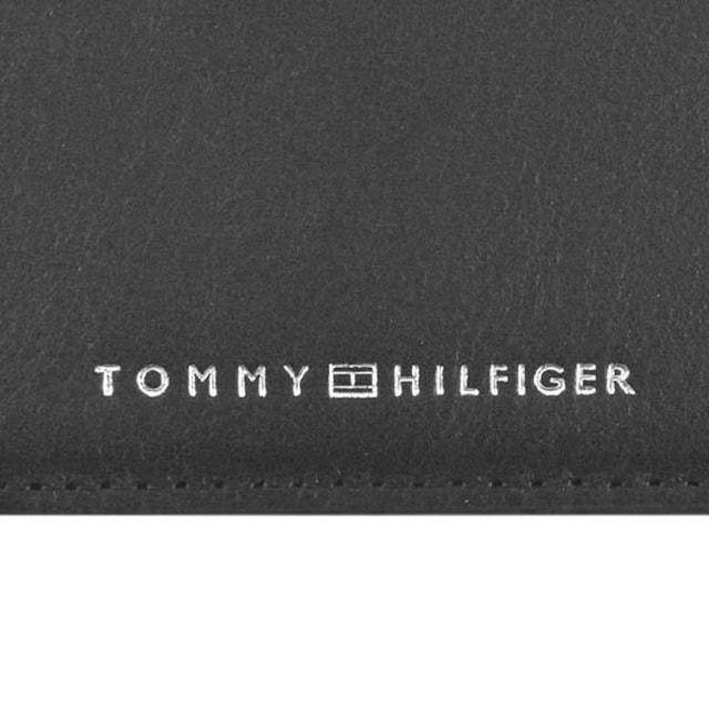 ★トミーヒルフィガー METRO 2つ折財布(BK)『AM0AM07292』★新品本物★ < ブランドの