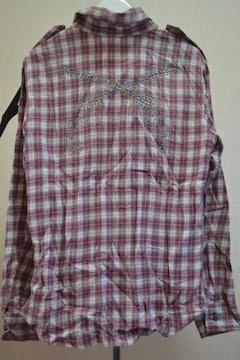 roarロアー 二丁拳銃ブリーチネルシャツ